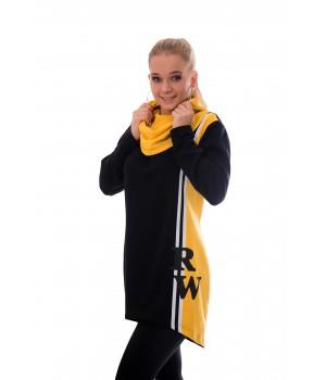Kámzsanyakú pulóver - RW