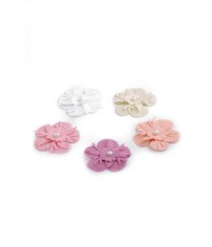 3D textil virág